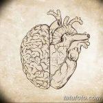фото Эскизы тату Сердце от 20.06.2018 №120 - Sketches Tattoo Heart - tatufoto.com