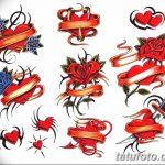 фото Эскизы тату Сердце от 20.06.2018 №124 - Sketches Tattoo Heart - tatufoto.com
