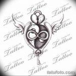 фото Эскизы тату Сердце от 20.06.2018 №136 - Sketches Tattoo Heart - tatufoto.com