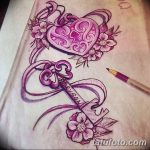 фото Эскизы тату Сердце от 20.06.2018 №161 - Sketches Tattoo Heart - tatufoto.com