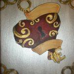 фото Эскизы тату Сердце от 20.06.2018 №163 - Sketches Tattoo Heart - tatufoto.com