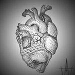 фото Эскизы тату Сердце от 20.06.2018 №169 - Sketches Tattoo Heart - tatufoto.com
