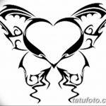 фото Эскизы тату Сердце от 20.06.2018 №182 - Sketches Tattoo Heart - tatufoto.com
