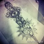 фото Эскизы тату Сердце от 20.06.2018 №188 - Sketches Tattoo Heart - tatufoto.com