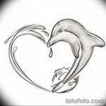 фото Эскизы тату Сердце от 20.06.2018 №202 - Sketches Tattoo Heart - tatufoto.com