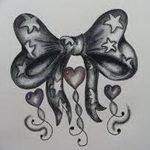 фото Эскизы тату Сердце от 20.06.2018 №205 - Sketches Tattoo Heart - tatufoto.com