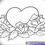 фото Эскизы тату Сердце от 20.06.2018 №212 - Sketches Tattoo Heart - tatufoto.com
