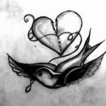 фото Эскизы тату Сердце от 20.06.2018 №219 - Sketches Tattoo Heart - tatufoto.com