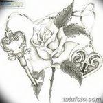 фото Эскизы тату Сердце от 20.06.2018 №226 - Sketches Tattoo Heart - tatufoto.com