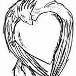 фото Эскизы тату Сердце от 20.06.2018 №227 - Sketches Tattoo Heart - tatufoto.com