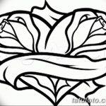 фото Эскизы тату Сердце от 20.06.2018 №232 - Sketches Tattoo Heart - tatufoto.com