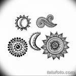 фото Эскизы тату полумесяц от 18.06.2018 №113 - Sketches of a moon tattoo - tatufoto.com