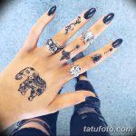 фото био тату от 09.06.2018 №048 - bio tattoo - tatufoto.com