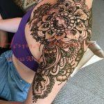 фото био тату от 09.06.2018 №087 - bio tattoo - tatufoto.com