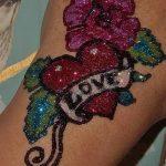 фото био тату от 09.06.2018 №118 - bio tattoo - tatufoto.com 2354234