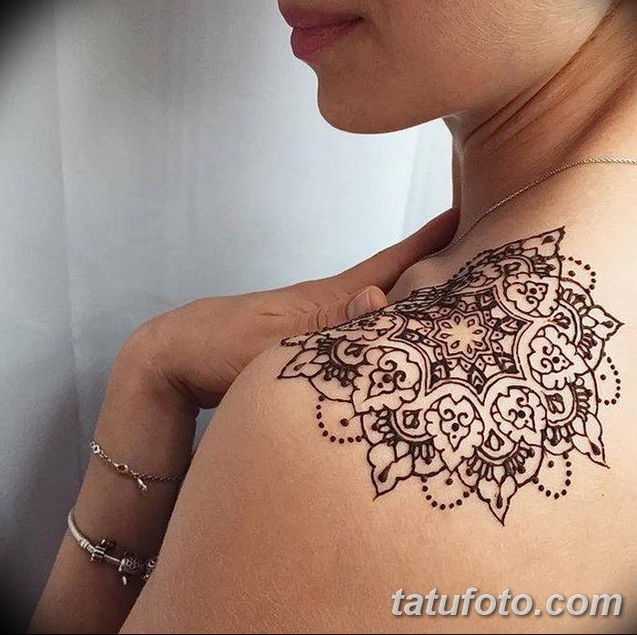 фото био тату от 09.06.2018 №118 - bio tattoo - tatufoto.com