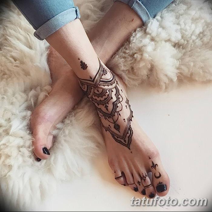 фото био тату от 09.06.2018 №121 - bio tattoo - tatufoto.com