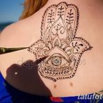 фото био тату от 09.06.2018 №122 - bio tattoo - tatufoto.com