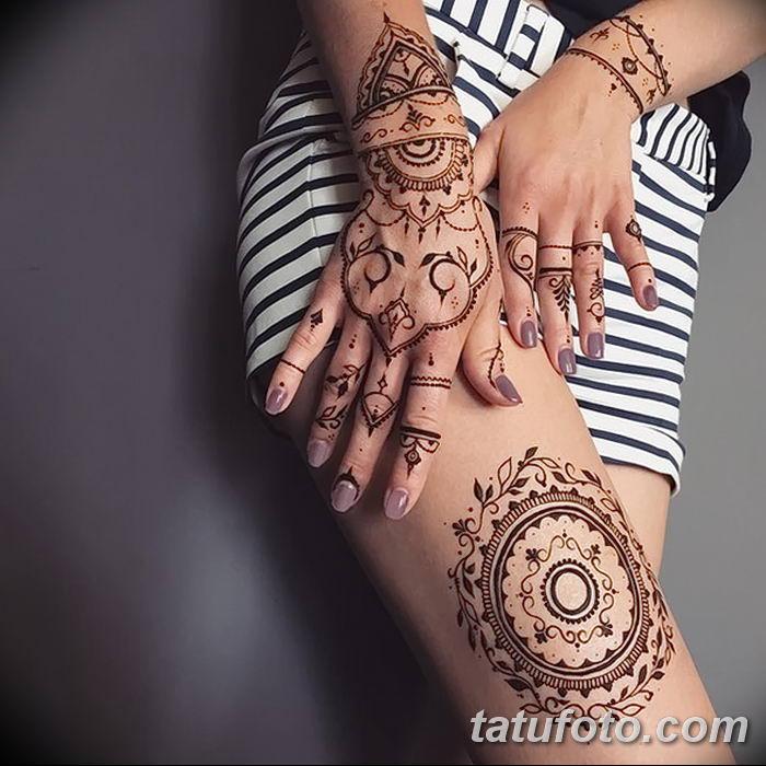 фото био тату от 09.06.2018 №125 - bio tattoo - tatufoto.com