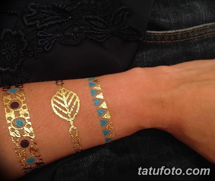 фото био тату от 09.06.2018 №127 - bio tattoo - tatufoto.com