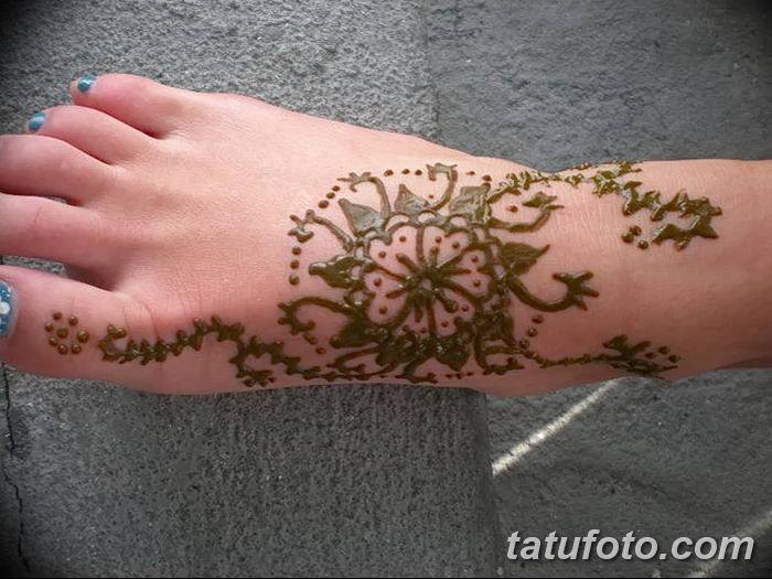 фото био тату от 09.06.2018 №135 - bio tattoo - tatufoto.com