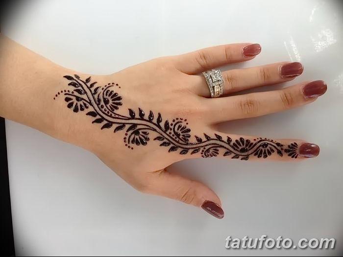 фото био тату от 09.06.2018 №139 - bio tattoo - tatufoto.com