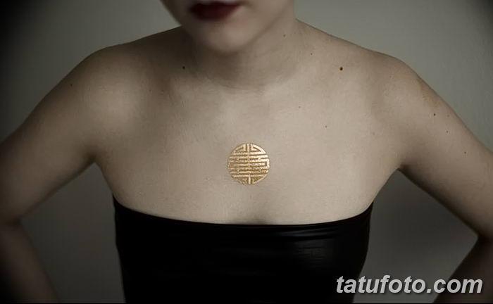 фото био тату от 09.06.2018 №149 - bio tattoo - tatufoto.com