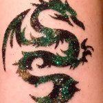 фото био тату от 09.06.2018 №181 - bio tattoo - tatufoto.com