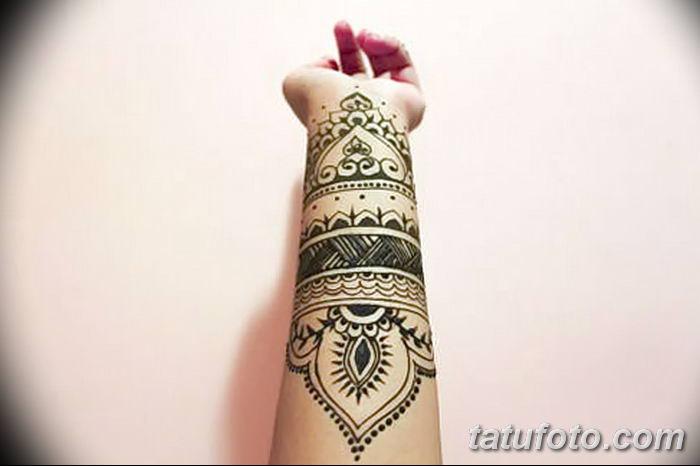 фото био тату от 09.06.2018 №184 - bio tattoo - tatufoto.com