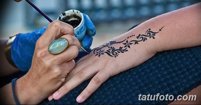 фото био тату от 09.06.2018 №203 - bio tattoo - tatufoto.com