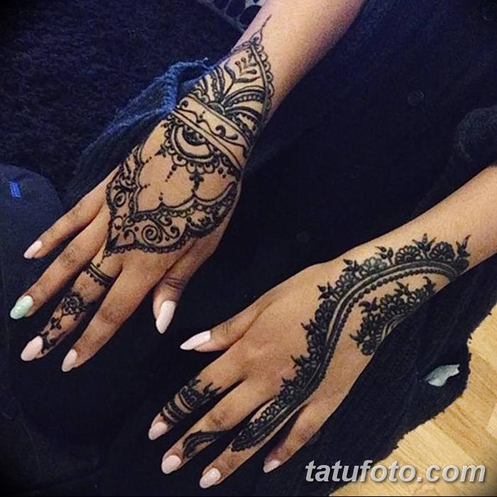 фото био тату от 09.06.2018 №207 - bio tattoo - tatufoto.com