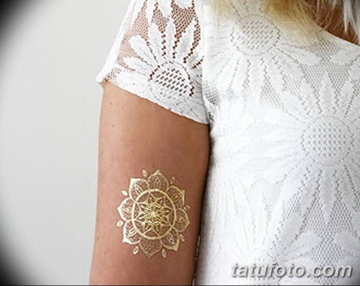 фото био тату от 09.06.2018 №247 - bio tattoo - tatufoto.com