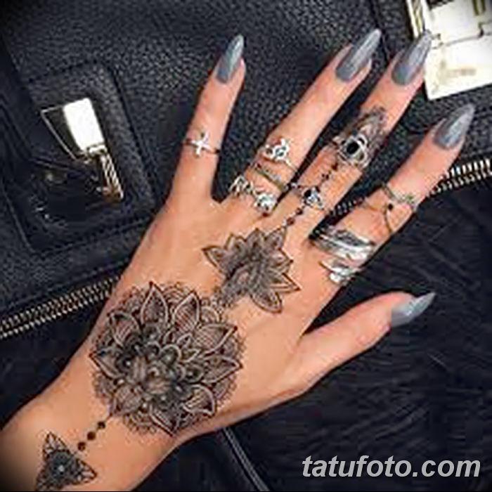 фото био тату от 09.06.2018 №256 - bio tattoo - tatufoto.com