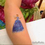 фото био тату от 09.06.2018 №268 - bio tattoo - tatufoto.com