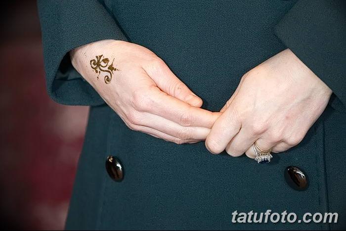 фото био тату от 09.06.2018 №277 - bio tattoo - tatufoto.com