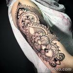 фото био тату от 09.06.2018 №279 - bio tattoo - tatufoto.com