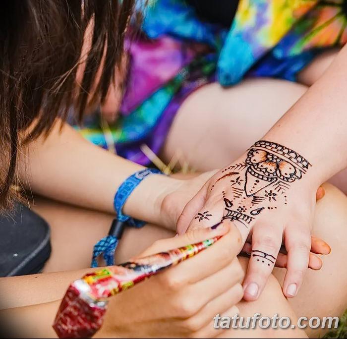 фото био тату от 09.06.2018 №280 - bio tattoo - tatufoto.com