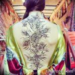 фото био тату от 09.06.2018 №289 - bio tattoo - tatufoto.com