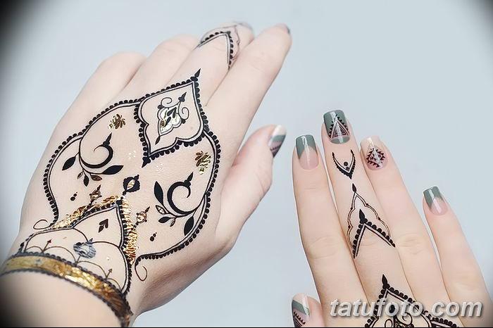 фото био тату от 09.06.2018 №310 - bio tattoo - tatufoto.com