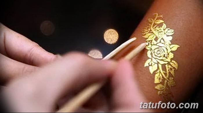 фото био тату от 09.06.2018 №330 - bio tattoo - tatufoto.com