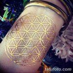 фото био тату от 09.06.2018 №331 - bio tattoo - tatufoto.com