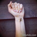 фото био тату от 09.06.2018 №340 - bio tattoo - tatufoto.com