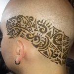 фото био тату от 09.06.2018 №349 - bio tattoo - tatufoto.com 234234