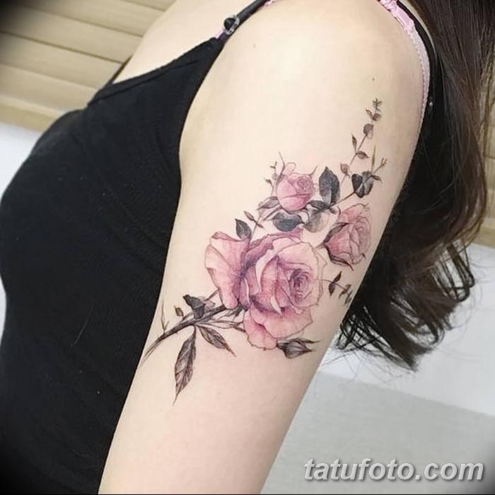 фото рисунок женской тату от 03.06.2018 №027 - drawing of female tattoo - tatufoto.com
