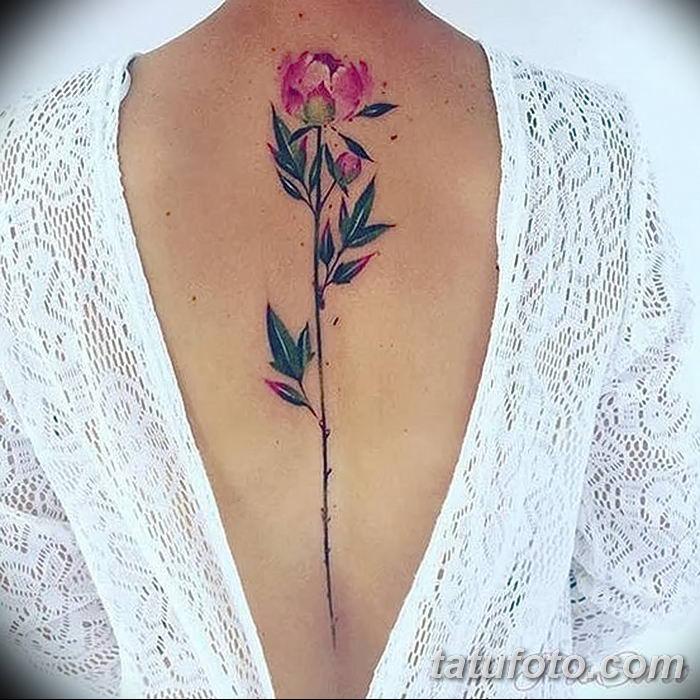 фото рисунок женской тату от 03.06.2018 №053 - drawing of female tattoo - tatufoto.com