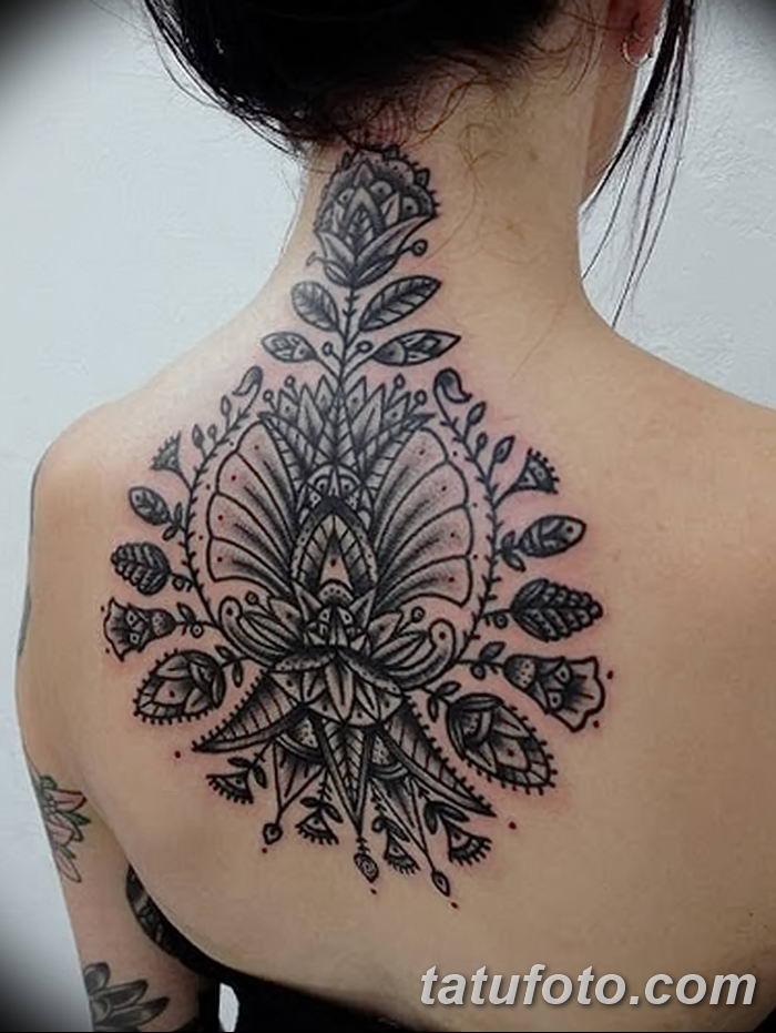 фото рисунок женской тату от 03.06.2018 №064 - drawing of female tattoo - tatufoto.com
