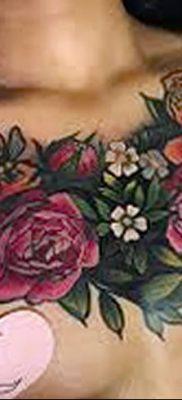 фото рисунок женской тату от 03.06.2018 №124 – drawing of female tattoo – tatufoto.com