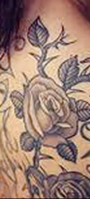 фото рисунок женской тату от 03.06.2018 №147 – drawing of female tattoo – tatufoto.com