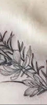 фото рисунок женской тату от 03.06.2018 №160 – drawing of female tattoo – tatufoto.com