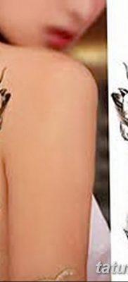 фото рисунок женской тату от 03.06.2018 №169 – drawing of female tattoo – tatufoto.com